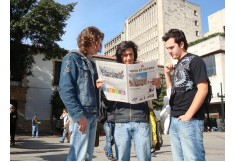 Foto Centro Universidad del Rosario Bogotá